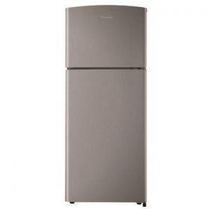 Fridgemaster-MTM48120S-118x55cm-A-Plus-Rated-Top-Mount-Fridge-Freezer-Silver-0