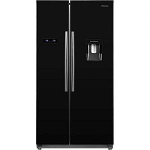 Hisense-RS723N4WB1-Side-By-Side-Fridge-Freezer-in-Black-0