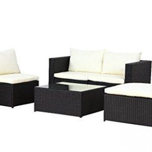 Poly-Rattan-Outdoor-Garden-Furniture-Set-Brown-Black-Malaga-Cushion-Patio-Lounge-0