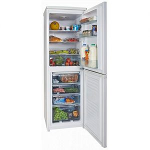 White-Knight-FF225H-223L-5050-Freestanding-Combi-Fridge-Freezer-White-0
