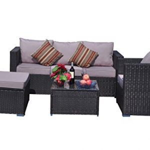 YAKOE-5-Seater-New-Rattan-Garden-Furniture-Corner-Sofa-Table-Chairs-Set-0
