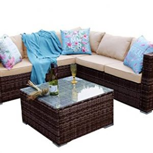 YAKOE-Classical-Range-Rattan-Garden-Furniture-with-5-Seater-Corner-Sofa-Set-Patio-0