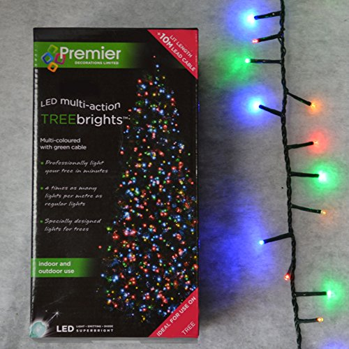 1000-LED-25m-Premier-TreeBrights-Cluster-Christmas-Tree-Lights-in-MultiColour-0