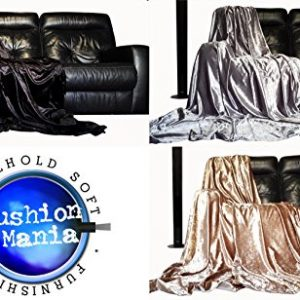 CUSHIONMANIA-Throwover-bedspread-Shiny-Crushed-Velvet-New-Sofa-or-bed-Throw-or-Cushion-Cover-0