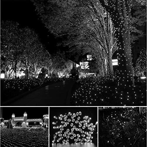 Christmas Fairy Lights 500 Led Bright White Tree Lights