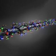 Cluster-Lights-480-LED-Multi-Color-Tree-Lights-Indoor-and-Outdoor-use-Christmas-String-Lights-8-Modes-with-Memory-Timer-function-Mains-Powered-Fairy-Lights-6m196ft-Lit-Length-with-10m33ft-Lead-Wire-GR-0-3