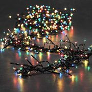 Cluster-Lights-480-LED-Multi-Color-Tree-Lights-Indoor-and-Outdoor-use-Christmas-String-Lights-8-Modes-with-Memory-Timer-function-Mains-Powered-Fairy-Lights-6m196ft-Lit-Length-with-10m33ft-Lead-Wire-GR-0-6