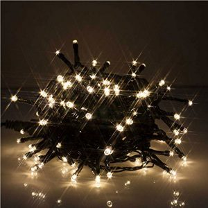 JnDee-Waterproof-Fairy-Lights-32M-300-LED-WARM-WHITE-Colour-with-8-Light-Effects-Functions-for-Both-Indoor-and-Outdoor-Christmas-Tree-Wedding-Parties-Decoration-34V-Safe-Voltage-0