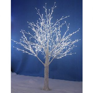 White-Snowy-Twig-Tree-White-LED-Lights-Xmas-Indoor-Outdoor-Garden-Decoration-0