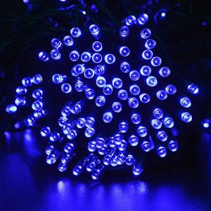 lederTEK-Solar-Powered-Waterproof-Fairy-String-Lights-72ft-22m-200-LED-8-Modes-Christmas-Decorative-Lamp-for-Outdoor-Garden-Home-Wedding-Xmas-Tree-New-Year-Party-0