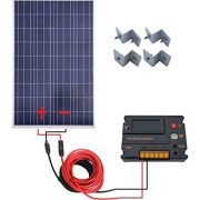 100W-Solar-Panel-12V-Battery-Charge-System-0-0