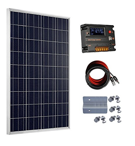 100W-Solar-Panel-12V-Battery-Charge-System-0