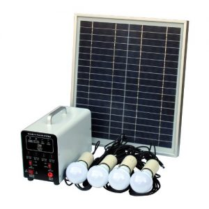 15W-Off-Grid-Solar-Lighting-System-with-4-LED-Lights-Solar-Panel-Battery-and-Cables-Complete-Solar-Lighting-Kit-0