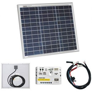 30W-12V-Photonic-Universe-solar-power-kit-with-5A-charge-controller-and-battery-cables-for-a-motorhome-caravan-camper-boat-or-any-12V-system-30-watt-0