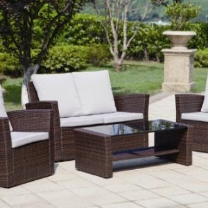 Abreo-Rattan-Wicker-Weave-Garden-Furniture-Patio-Conservatory-2-or-3-Seater-Sofa-Sets-0