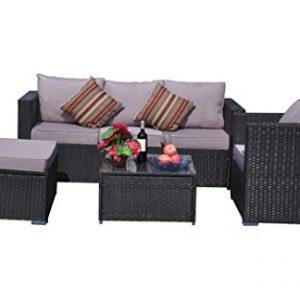 YAKOE-5-Seater-New-Rattan-Garden-Furniture-Corner-Sofa-Table-Chairs-Set-0