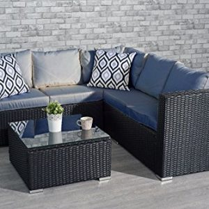 YAKOE-Garden-Furniture-5-or-9-Seater-Rattan-Corner-Sofa-Set-Table-Stool-Conservatory-Patio-Set-0-0
