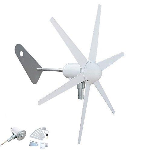 Ecoworthy 300w 6 Blades Wind Turbine Generator For Dc12