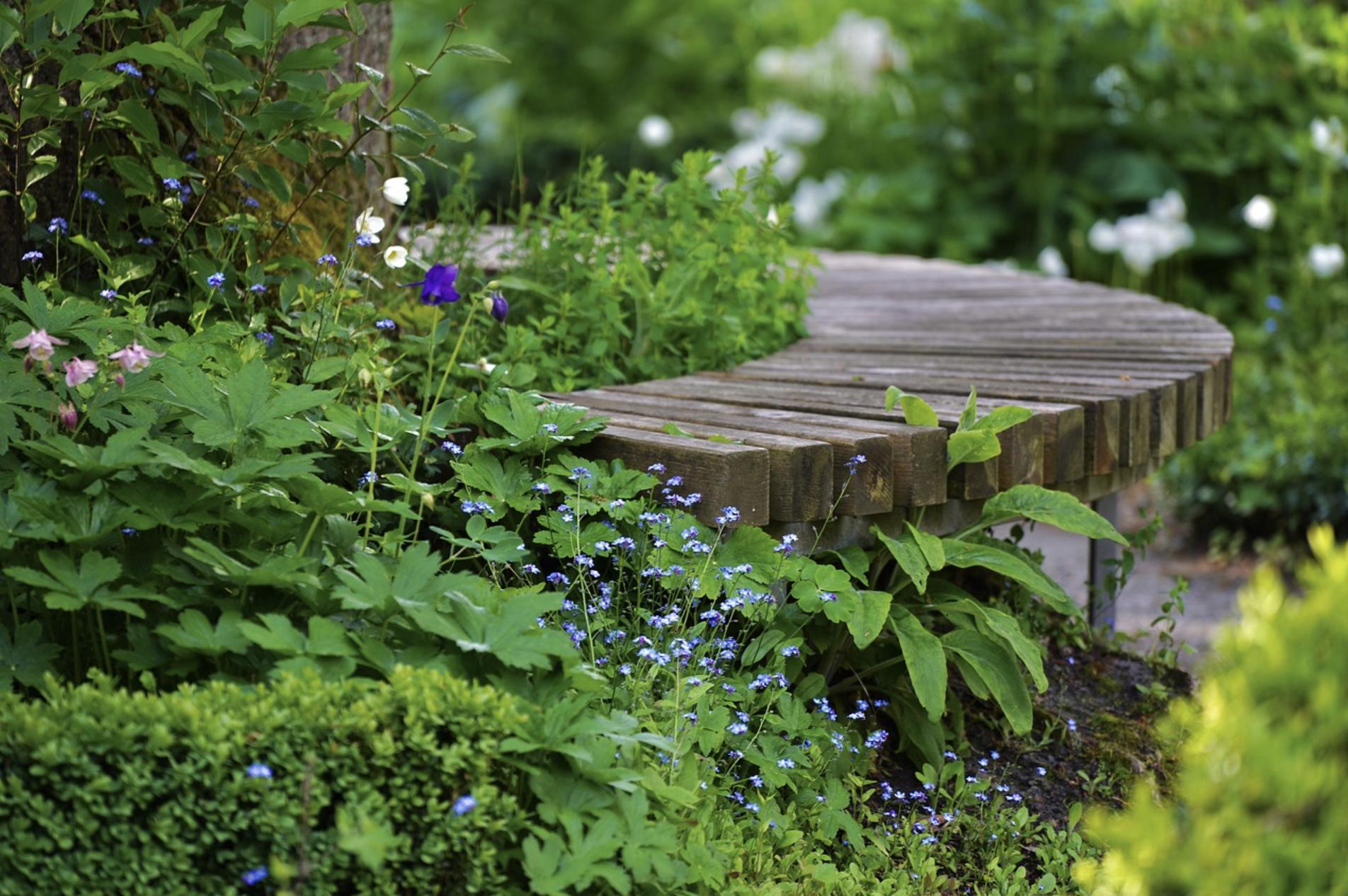 ecological garden furniture